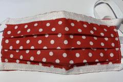 rúško-červené-biele_bodky